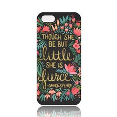 Flower Pattern Hard Case for iPhone5/5S BIC Adds More Colours For Your Life, High Quality And Fast Delivery!
