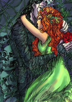 Hades And Persephone | deviantART: More Like Hades and Persephone by *JocelynAda