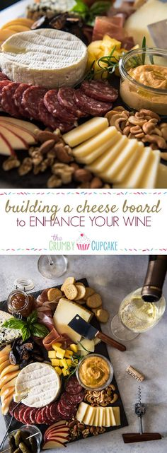 There are so many great pairs in the world of food, but cheese and wine is the best of all to a foodie! Anyone can learn how to build a cheese board, but knowing how to pair each element with your favorite wine is an art. Today, we explore the options tha