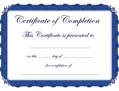 certificates of completion templates google search gift certificate maker gift certificate template word