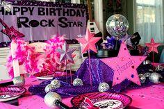 Rock Star theme