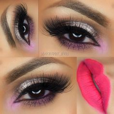 Love love love ✔️ @makeupby_ev21