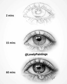 20 Amazing Eye Drawing Tutorials & Ideas - Brighter Craft Need some drawing inspiration? Well you've come to the right place! Here's a list of 20 amazing eye drawing ideas and inspiration. Why not check out this Art Drawing Set Artis… Eye Drawing Tutorials, Drawing Techniques, Drawing Tips, Art Tutorials, Drawing Ideas, Drawing Skills, Sketch Drawing, Manga Drawing, Drawing Art