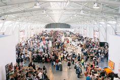 San Francisco 2016 Spring Wholesale Fort Mason Herbst - Renegade Craft Fair