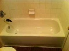 How to Refinish a Bathtub -great article with safety info - i may need to do this soon  ************************************************ Squidoo - #bath #bathtub #refinish - tå√