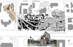 EMBT- Drawings and collage
