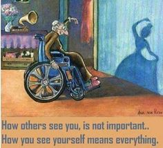 Importance of self esteem!