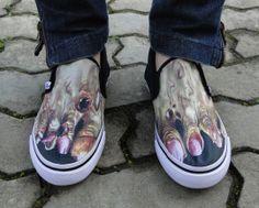 Tênis #zumbi #feminino para seus pés ficarem confortáveis