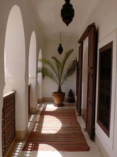 modern global style -- sliding doors