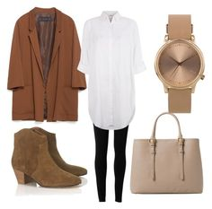 """Untitled #5"" by rukhsana-kamal on Polyvore featuring Isabel Marant, MANGO, Zara, Max Studio, Monsoon and Topshop"