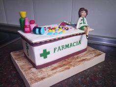 Pharmacy cake - Cake by camelialeordean74