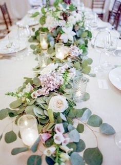 Soft wedding colors for all the right reasons.