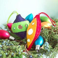 Ideas para hacer esferas navideñas ~ Mimundomanual