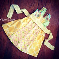 SweetHoney Girls Spring Easter Dress 06Y by SweetHoney2 on Etsy, $40.00