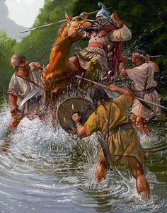 Death of Hamilcar Barca, 228 BC