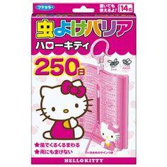 【 Hello Kitty 日本天然驅蚊防蚊掛】$450  可以掛在陽台/窗戶/紗門/玄關,一個驅蚊防蚊蟲片可以使用250日(大約8個月左右),S型的設計可以有效抵抗風力,外保護罩即使下雨也不怕影響其效果!