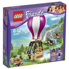 Lego friends  heartlake hot air balloon 41097 >>> Check this awesome product by going to the link at the image.