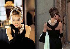 Audrey+Hepburn+klasszikus+összeállítása+az+Álom+luxuskivitelben+című+filmből+a+sikk+jelképévé+vált,+a+ruha+Givenchy.