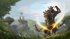 Berserker Elex Game   Berserker Elex Game is an HD desktop wallpaper posted in our free image collection of gaming wallpapers. You can download Berserker Elex Game high def...