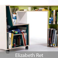 Elizabeth Ret - You've Been Framed Desk Chair