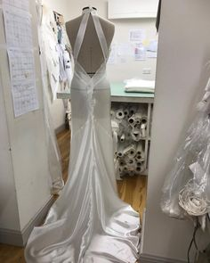 """Mirror Mirror Bridal Boutique on Instagram: """"Boutique life. So another week with new designs arriving from our @pronovias 2020 collection and lots of you finding your dream dress💞 In…"""" Mirror Mirror Bridal, Bridal Boutique, Couture Collection, News Design, Dream Dress, Dreaming Of You, Finding Yourself, Scene, Wedding Dresses"""