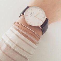 Daniel Wellington Damen-Armbanduhr Classic Sheffield Lady Analog Quarz Leder 0508DW: Daniel Wellington: Amazon.de: Uhren
