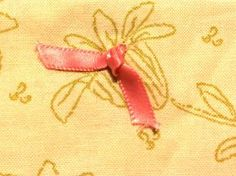 Knots Used In Quilting, Techniques and Tips for Tying Quilts ... : quilting with yarn - Adamdwight.com