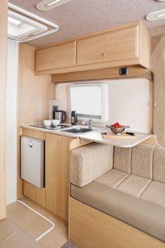 EOS Van Conversion, Camper Conversions - Vantage Motorhomes - Vantage Motorhomes