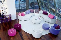 Modern and Luxury Sofas