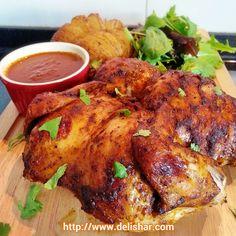 DELISHAR: Peri Peri Chicken (Nando's inspired)
