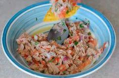 Ceviche De Atun / Tuna Ceviche | Peruvian Food