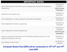 CUSAT Application Form 2021-Eligibility Criteria & Exam Schedule Engineering Subjects, Engineering Science, Chemical Engineering, Science And Technology, Common Admission Test, Exam Schedule, Exam Time, Graduation Post, University Of Sciences