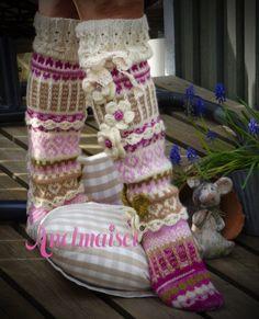 Crochet Socks Pattern, Crochet Slippers, Crochet Patterns, Wool Socks, Knitting Socks, Knitted Hats, Crochet Cross, Knit Crochet, Crochet Hats