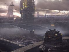 Above by jung park | Sci-Fi | 2D | CGSociety