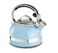 Kettles Tea Pot Whistling Water Hot 2 Quart Stovetop Boiling Kitchen Kettle NEW