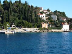 Kolocep - Absolutely Dubrovnik.  Kolocep Island from the Ferry Postira.