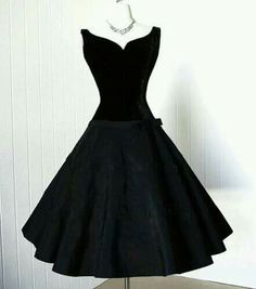 Hermoso vestido terciopelo