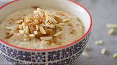 Luxusschnittchen : Porridge - Soulfood oder das kleine Kraftpaket am Morgen