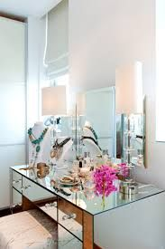 Image result for glass vanity tables
