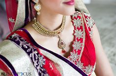 Indian bride| Indian wedding saree