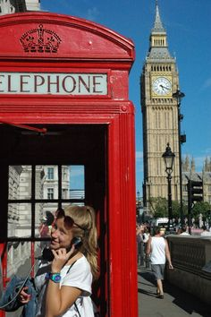 #me #in #London #awesome #time #bestmemories #besttime #bigben #red #telephone #memories #tbt #vacations #holidays