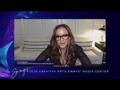 Leah Remini - Creative Arts Emmys 2020 Interview