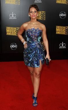 Celebrity Photos from the 2009 American Music Awards
