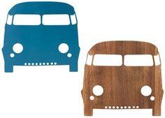 plezierige houten wandlamp 'auto'