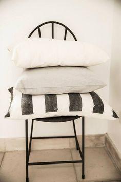 almohadones para la cama