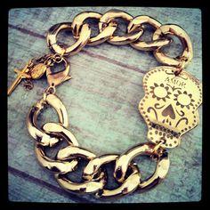Dia de Los Muertos Calavera de Oro 2012 Collection!