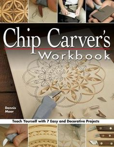 Chip carving   Work book