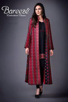 e802f3363 Latest Girls Winter Dresses In Pakistan For 2019