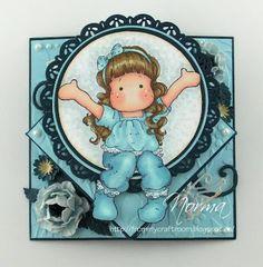Celebration Tilda, Sweet Crazy Love 2012, Magnolia stamps