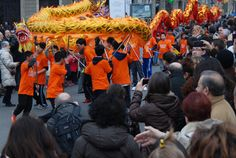 Año Nuevo Chino (Barcelona) - 22.02.2015